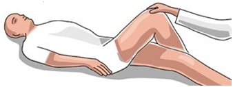 ont i skinkorna när man sitter